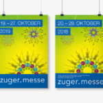 Poster Zuger Messe