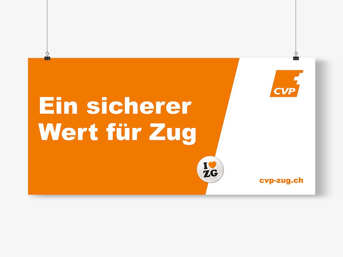 Plakat CVP