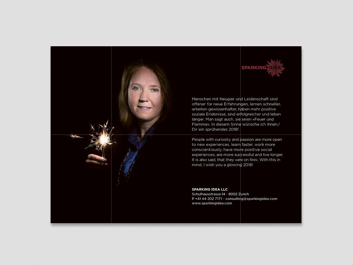 Sparking Idea – Spezialkarte 2018