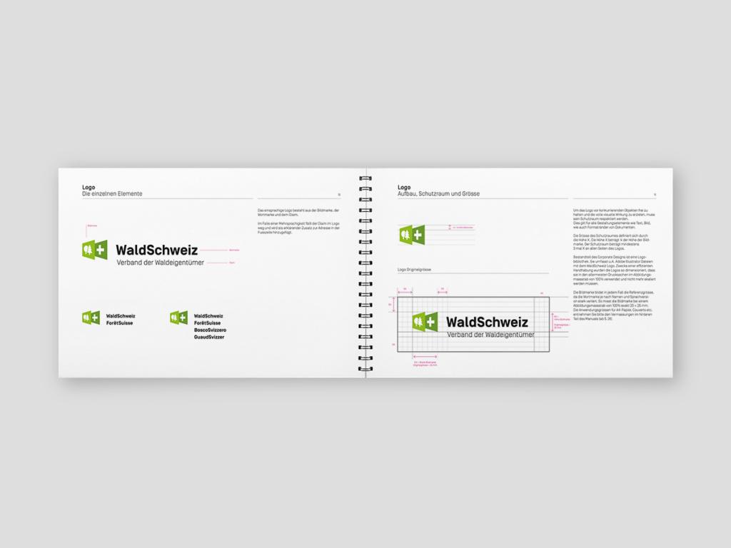 Handbuch WaldSchweiz