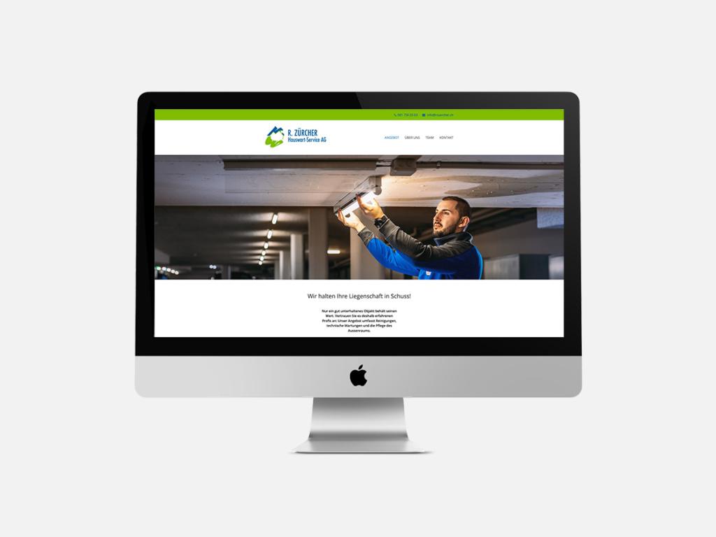 Webseite rzuercher.ch